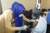 استمرار حملة التطعيم بلقاح الكورونا بالنيل الأبيض