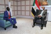 TSC President Meets Vice-President of the Republic of  South Sudan