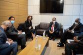 تعزيز التعاون بين السودان واليونسكو في مجال حرية الصحافة