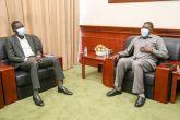 حجر يعلن دعمه لمبادرة التعايش السلمي والسلم الاجتماعي بإقليم دارفور
