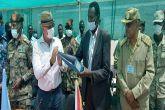 حكومة شمال دارفور تتسلم المقر الميدانيلبعثة اليوناميدبمحلية كبكابية