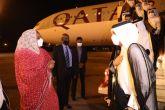 Qatari Deputy Prime Minister arrived in Khartoum