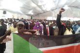الجنوبيون يؤازرون السلام في السودان بحضور شعبي كبير
