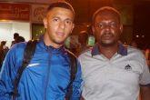 محترف السودان بالمجر يس حامد ينضم للمنتخب الوطني لكرة القدم