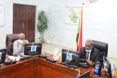 لجنة الطوارئ بالقضارف تستعرض خطط اللجان المختلفة