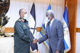 Al-Burhan hails AU's role in addressing African issues