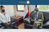 EM Undersecretary meets French Ambassador
