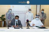 السودان يوقع مذكرة تفاهم مع اللجنة الوطنية القطرية لحقوق الإنسان