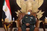 البرهان يستقبل وفد المفوضيةالمشتركة للحدود بين السودان وجنوب السودان