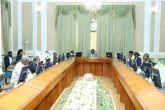 التعايشي يرأس إجتماع اللجنة القومية لمؤتمر نظام الحكم في السودان