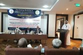 Training workshop on establishment of national institutions on human rights organized