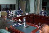 حاكم إقليم دارفور يجتمع بالفريق المكلف بتسريع اجراءات خروج اليوناميد