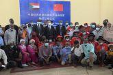 الصين تقدم دعما لفرقة الاكروبات السودانية في يوبيلها الذهبي