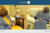Foreign Minister Meets UN Resident Coordinator for Development and Humanitarian Affairs