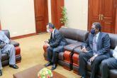 Aggar Meets Delegation of USAID