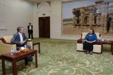 Raja Nichola Meets US Religious Freedoms Delegation