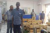 شراء طلمبات ومعدات لمحطة مياه الشواك