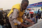 أبوحمد تنظم حملة تطعيم ضد الحصبة تستهدف المعدنين