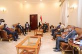 Al-Burhan meets south Sudan peace Agreement Assessment delegation