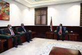 حمدوك يتفاكر مع وفد الحزب الاتحادي الموحد حول مبادرته المطروحة