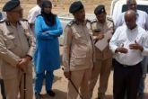 الدفاع المدني بالخرطوم ينقذ حياة إمرأة سقطت في بئر