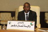 والي شمال دارفور يتفقد سير تصحيح امتحانات المرحلة الابتدائية