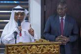 جامعة أفريقيا العالمية تستقبل سفير خادم الحرمين الشريفين بالخرطوم