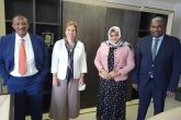 Means of boosting commercial cooperation between Sudan and Sweden discussed