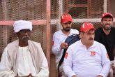 المنظمة التركية توزع لحوم الأضاحي بمحلية أمبدة