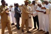 وفد وزاري من شمال دارفور يتفقدأوضاع النازحين بريفي الفاشر