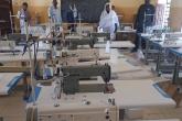 تدشين ماكينات لتصنيع الكمامات لمدارس الأساس بالنيل الأبيض