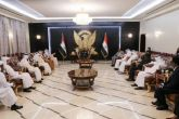 Al-Burhan receives Qatari investment delegation