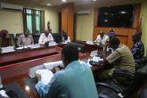 تواصل اعمال اللجنة العليا لآلية الحد من مخاطر السيول والفيضانات