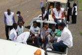14 منظمة شبابية تتوجه إلى الفاو لدرء آثار السيول والفيضانات