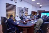 Dr. Hamdouk receives memorandum on FFC Reform