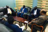 التامين الصحي يؤكد التزامه بالوقوف مع مواطني إقليم النيل الازرق