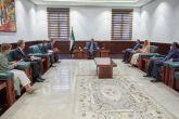 حمدوك يشيد بجهود دول الترويكا في إحلال السلام