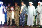 ختام فعاليات إحتفالات القوات المسلحة بالعيد (67) بنيالا