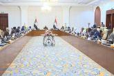 البرهان يراس الإجتماع التشاوري لمجلس شركاء الفترة الإنتقالية