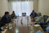 السودان يدعو بنغلاديش للمشاركة في قوات اليونسفا