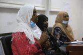 ورشة تنويرية للجان الثقة المشاركة في حملة تطعيم كورونا ببحري