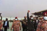 البرهان يشرف احتفالات الكلية الحربية بتخريج الدفعة( ١٩)تاهلية من الضباط
