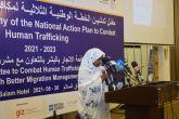 تدشين خطة العمل الوطنية لمكافحة الاتجار بالبشر