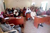 تنوير حول الحمله الثانية للتطعيم ضد كرونا بشرق دارفور