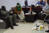 سوداني تؤكد رعايتها لمعرض الكتاب الدولي وتطرح أفكاراً للتطوير