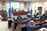 محكمة انقلابي 30 يونيو تستمع لبيان المخلوع الاولقدمه الإتهام
