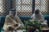 وزيـرة الخارجـية تلتقي وزيـر الخارجـية البحريني بالقاهرة