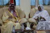 وزيرة التعليم العالي تبحث تعزيز التعاون بين الجامعات السودانية والسعودية