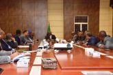 اجتماع موسع برئاسة وزير المالية لشركاء برنامج ثمرات