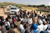 لجنة أمن شمال دارفور تقف على تطورات الأحداث  بمحلية طويلة